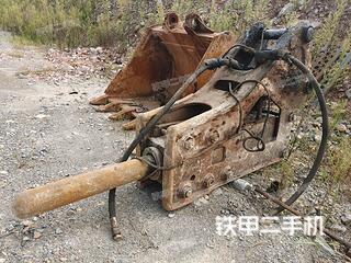 水山SU-165TS-P破碎錘實拍圖片