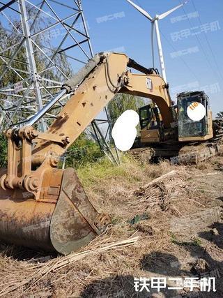 金山卡特彼勒新一代Cat®320GC液压挖掘机实拍图片