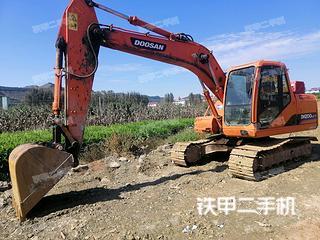 雅安斗山DH150LC-7挖掘机实拍图片