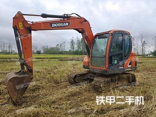 二手斗山 DX75-9C PLUS 挖掘...转让出售