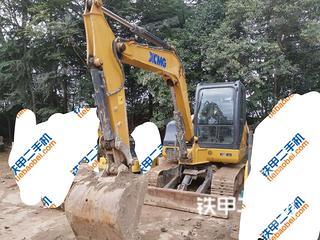 徐工XE60D挖掘机实拍图片