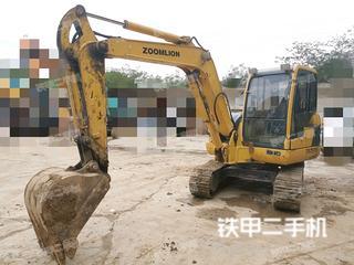 中联重科ZE60E-10挖掘机实拍图片
