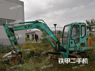 开元智富KY60-7挖掘机实拍图片