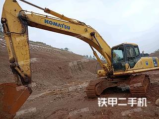 洛阳小松PC360-7挖掘机实拍图片