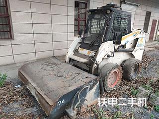 烟台山猫S16滑移装载机实拍图片
