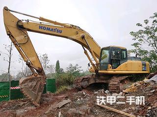 重庆-重庆市二手小松PC360-7挖掘机实拍照片