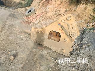水山SU-165TR-F破碎錘實拍圖片