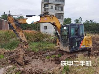 三一重工SY70C挖掘機實拍圖片
