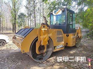 安徽-亳州市二手徐工XD121压路机实拍照片