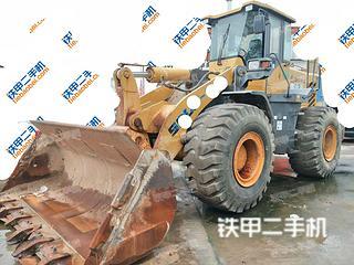 山东临工L953装载机实拍图片