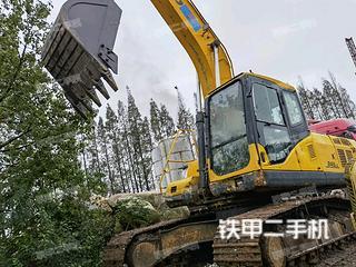 沃得重工W2245-8挖掘机实拍图片
