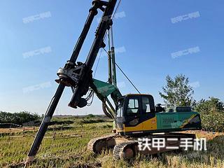 二手山东力强 LQ-15 旋挖钻转让出售
