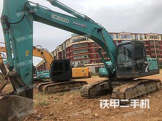 江西-宜春市二手神钢SK200-8挖掘机实拍照片