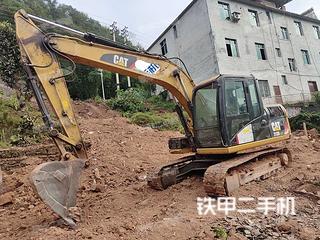 南川卡特彼勒313D2GC小型液壓挖掘機實拍圖片