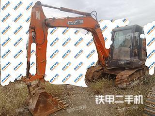 临汾斗山DH60-7挖掘机实拍图片