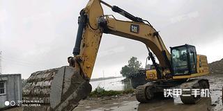 卡特彼勒新一代Cat®336GC液压挖掘机实拍图片