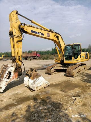 二手小松 PC220-8 挖掘机转让出售