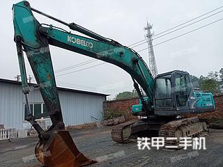 吉安神钢SK250-8挖掘机实拍图片