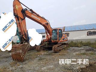 烟台斗山DH225LC-7挖掘机实拍图片