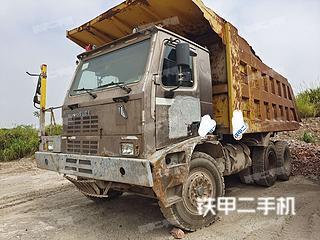 连云港陕汽重卡SX3256UR354奥龙非公路自卸车实拍图片