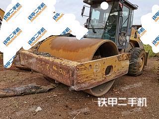 贵州-黔西南布依族苗族自治州二手柳工CLG620压路机实拍照片