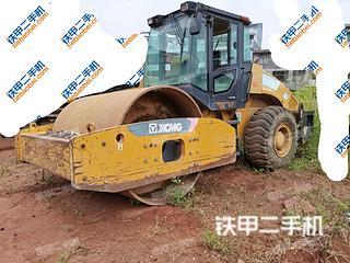 贵州-黔西南布依族苗族自治州二手徐工XS223J压路机实拍照片