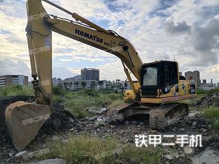 浙江-温州市二手小松PC200-8N1挖掘机实拍照片