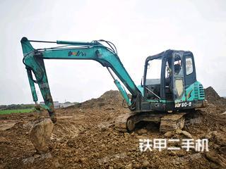 开元智富KY60-8挖掘机实拍图片