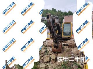 乐山恒天九五JV150五十铃挖掘机实拍图片