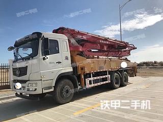 東風鑫達37米泵車實拍圖片
