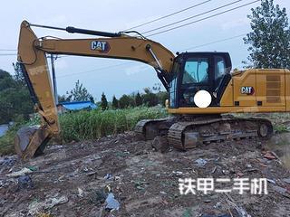 延安卡特彼勒新一代Cat®320GC液压挖掘机实拍图片