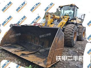 山东临工L955F装载机实拍图片