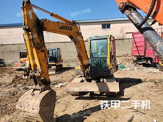 沃得重工W260-7挖掘机实拍图片