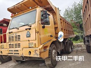 六盘水陕汽重卡SX3256UR354奥龙非公路自卸车实拍图片