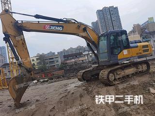 延安徐工XE200DA挖掘机实拍图片