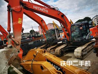江苏-苏州市二手日立ZX200-5A挖掘机实拍照片