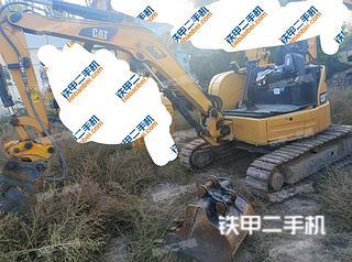 卡特彼勒303.5CCR挖掘機實拍圖片
