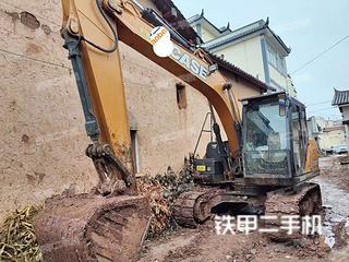 凱斯CX130C挖掘機實拍圖片