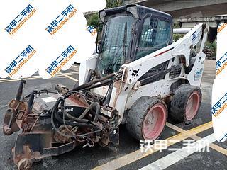 山猫S750滑移装载机实拍图片
