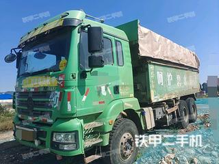 陜汽重卡6X4工程自卸車實拍圖片
