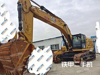 卡特彼勒新一代Cat?349液壓挖掘機實拍圖片