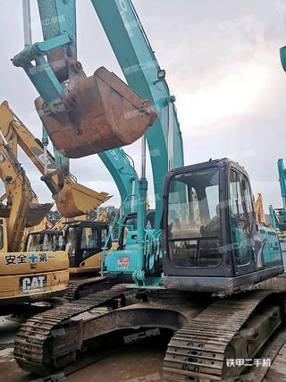 深圳神钢SK210LC-8挖掘机实拍图片