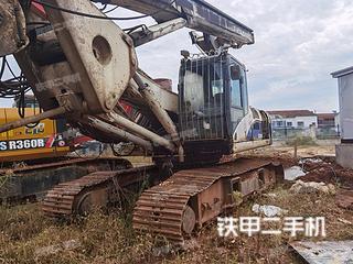 二手中联重科 ZR220 旋挖钻转让出售