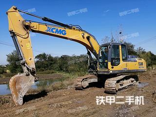 安徽-六安市二手徐工XE200DA挖掘机实拍照片
