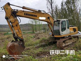 利勃海尔R916LC挖掘机实拍图片