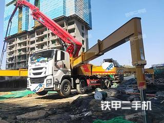 三一重工SYM5442THBF 620C-10A泵車實拍圖片