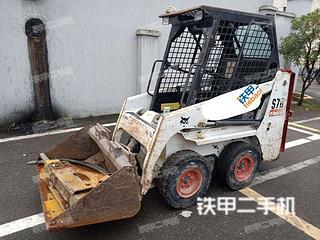 烟台山猫S70滑移装载机实拍图片