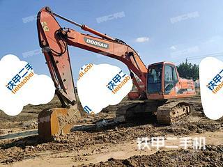 宿迁斗山DH215-7挖掘机实拍图片