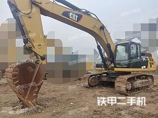 卡特彼勒336D2XE挖掘機實拍圖片