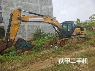 随州三一重工SY365H挖掘机实拍图片